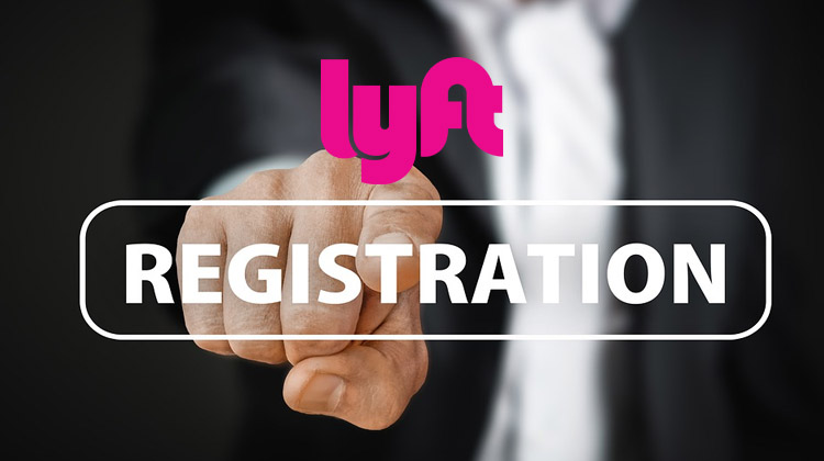 how to sign up for lyft