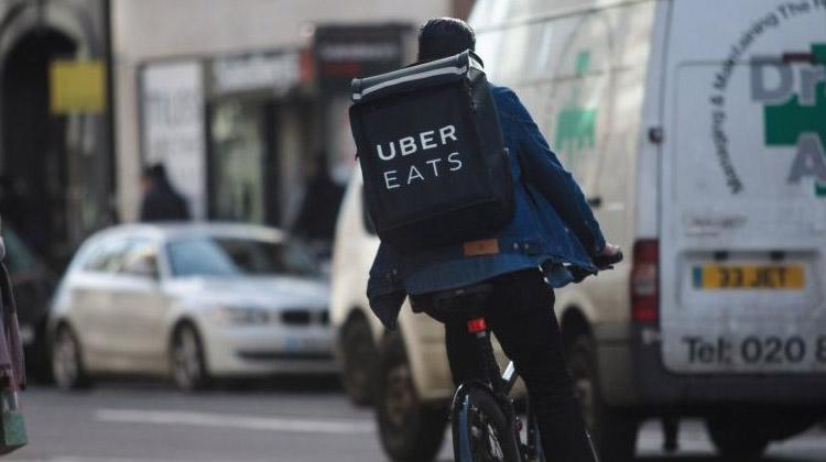 become uber eats driver