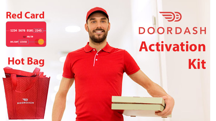 doordash activation kit