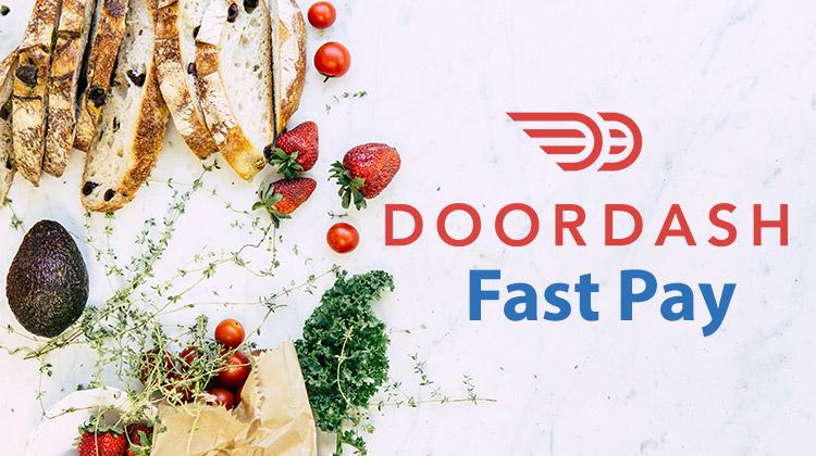 doordash fast pay