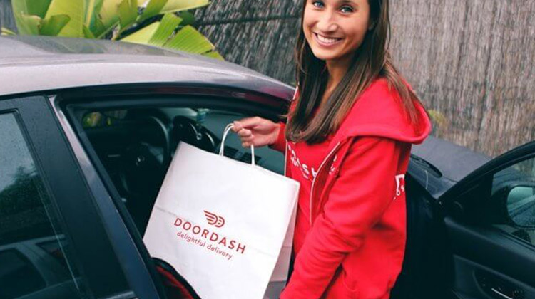 doordash pay driver