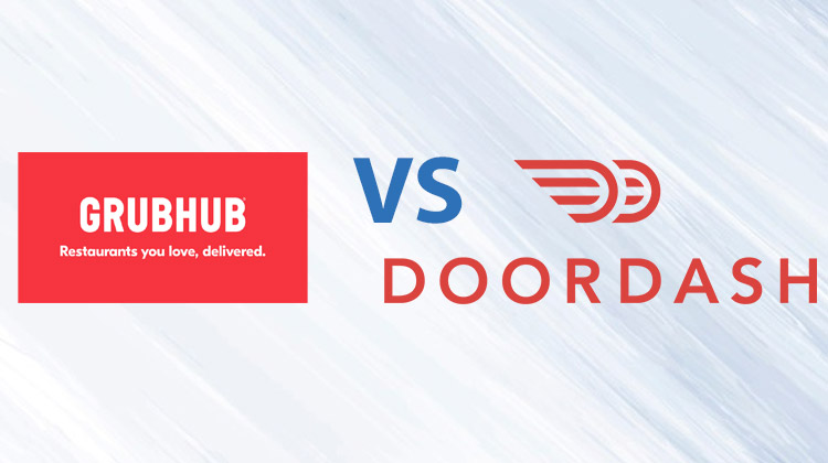 doordash vs grubhub