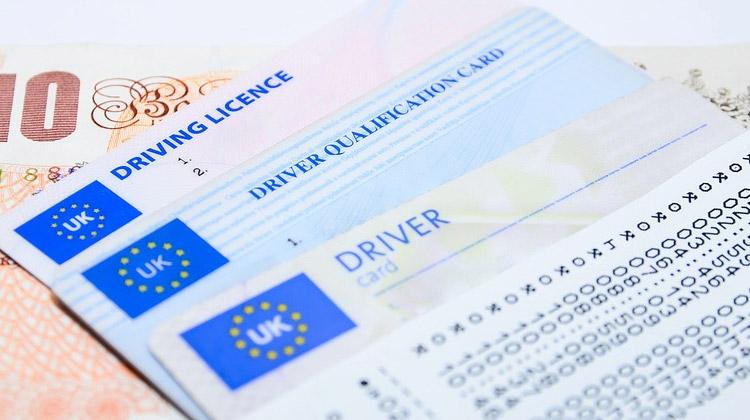 drive licence