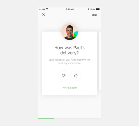 ubereats driver rate