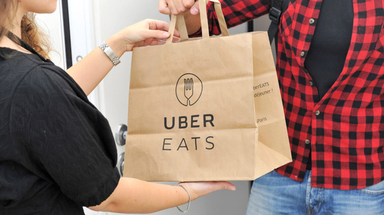 uber eats free delivery