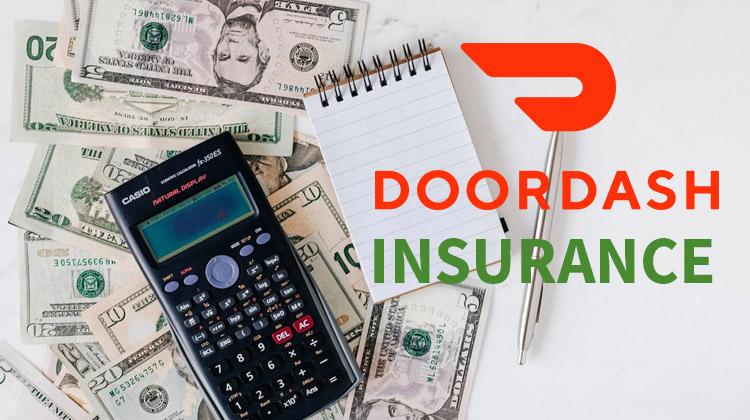 doordash insurance