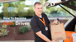 how to become a deliv driver