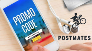 postmates code for existing users